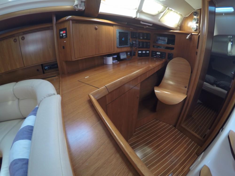 Boat rental Dénia cheap Sun Odyssey 49