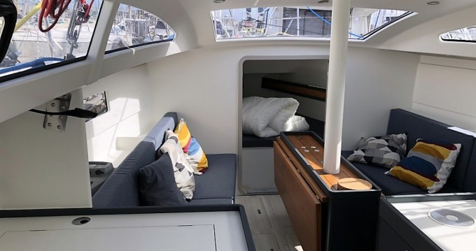 Sailboat for rent Saint-Malo at the best price