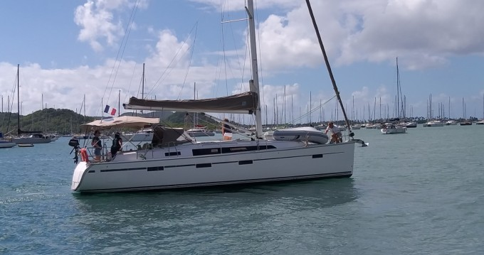 Bavaria Bavaria 41 Cruiser between personal and professional Le Marin