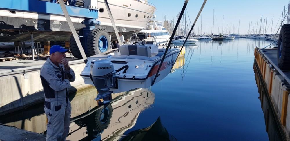 Rental yacht Bordighera - BMA BMA X199 on SamBoat