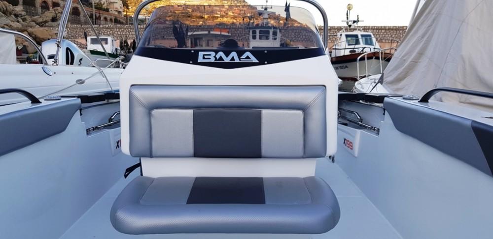 Rent a BMA BMA X199 Bordighera