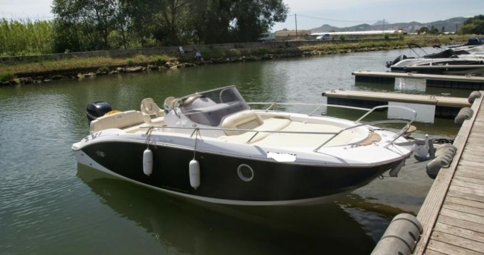 Hire Motorboat with or without skipper Sessa Marine Mandelieu-la-Napoule