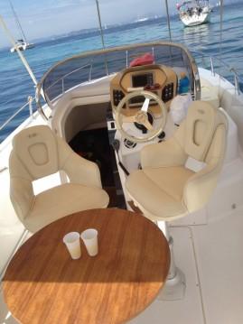 Rental Motorboat in Mandelieu-la-Napoule - Sessa Marine Key Largo 24