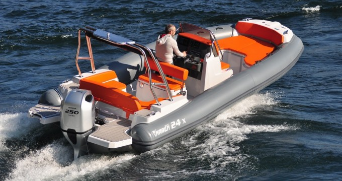 Boat rental Marlin Boat Marlin  24 X in Krk on Samboat