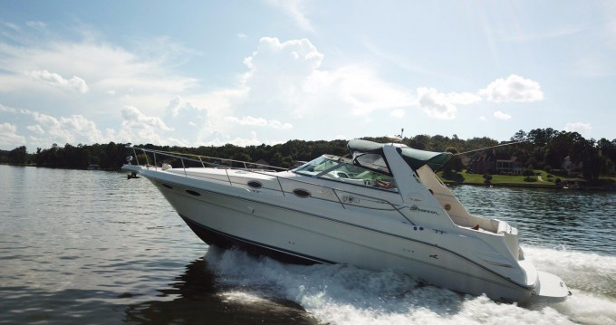 Rental Motorboat in Giovinazzo - Sea Ray Sea Ray 330 Sundancer