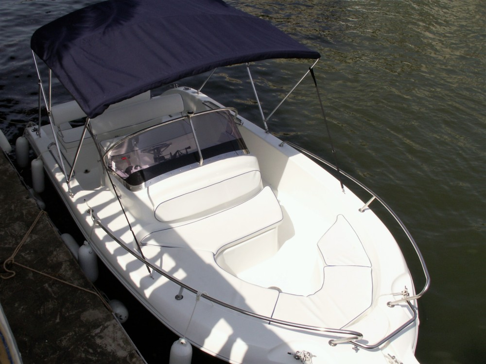 Hire Motorboat with or without skipper Everset Roses