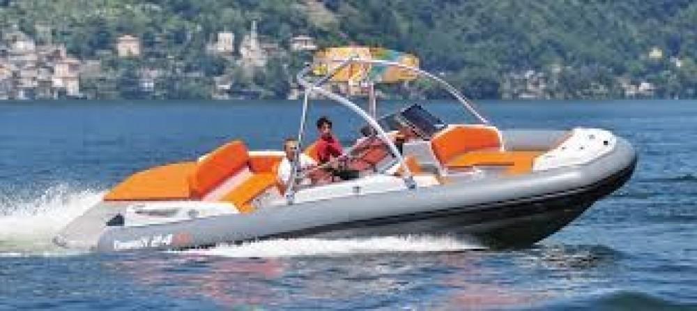 Rental RIB in Krk - Marlin Boat Marlin Boat 24SR FB