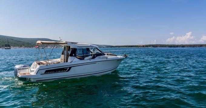 Boat rental Krk cheap Merry Fisher 795