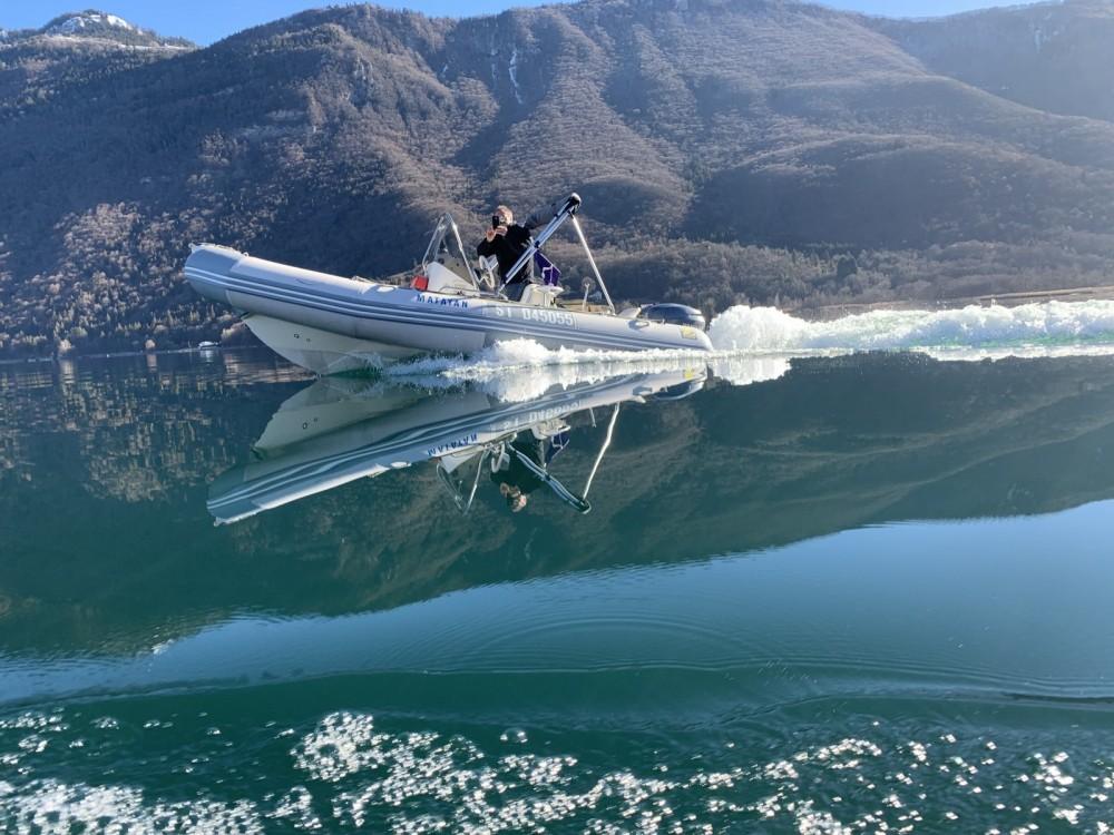 Rental yacht Port de Sévrier - Zodiac Pro Open 550 on SamBoat