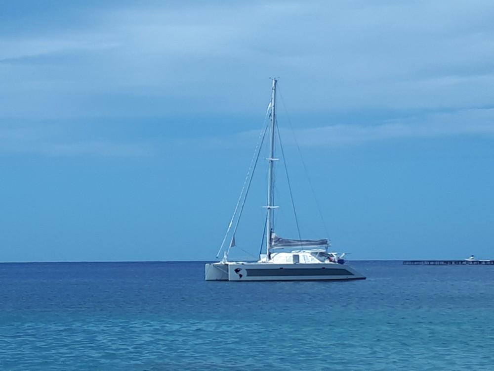 Rental Catamaran in Guadeloupe - Outremer CATAMARAN