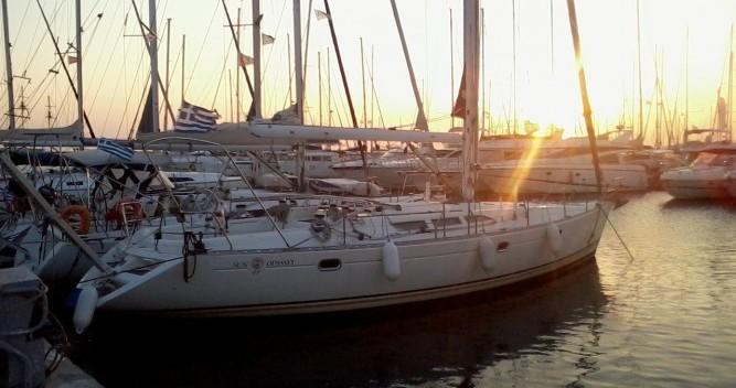 Rental yacht Alimos - Jeanneau Sun Odyssey 47 on SamBoat