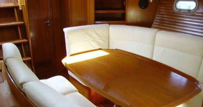 Jeanneau Sun Odyssey 47 between personal and professional Alimos