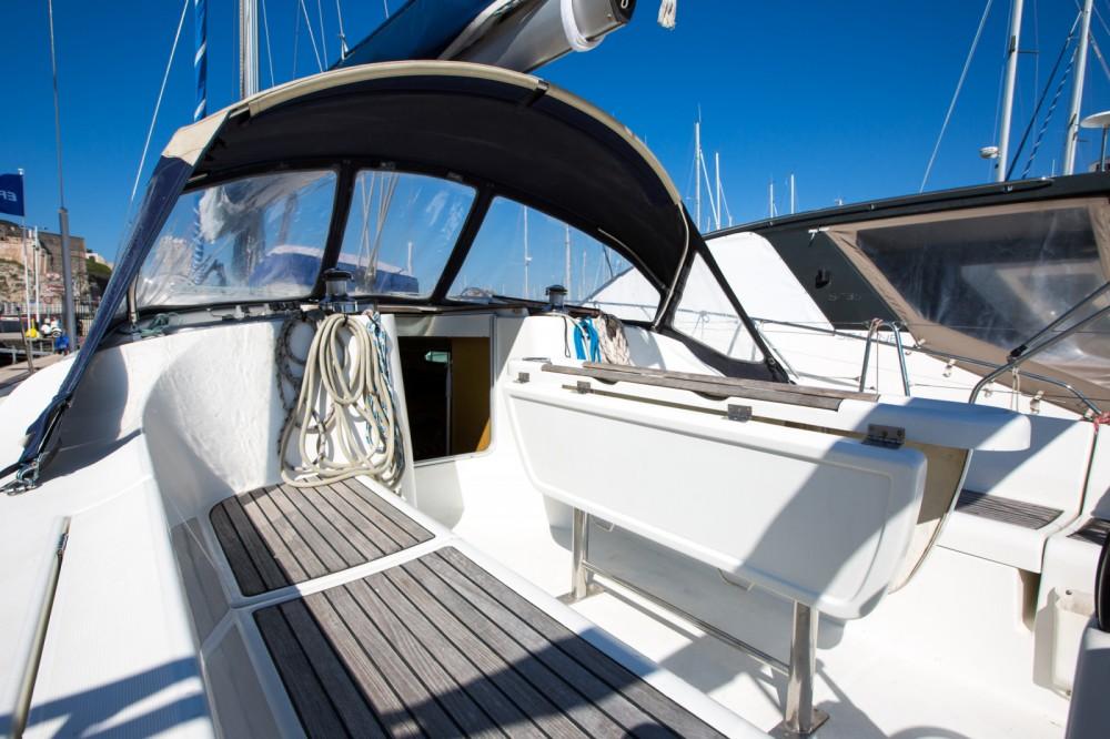 Boat rental Marseille cheap Oceanis 45