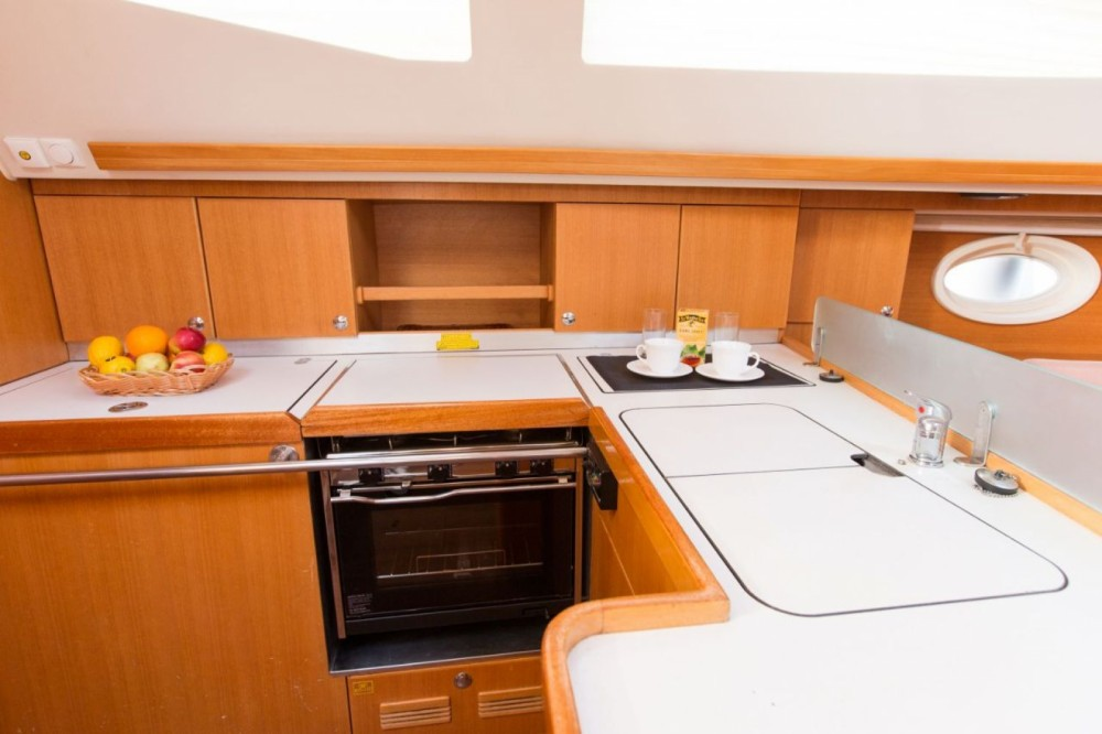 Hire Sailboat with or without skipper Elan Trapani