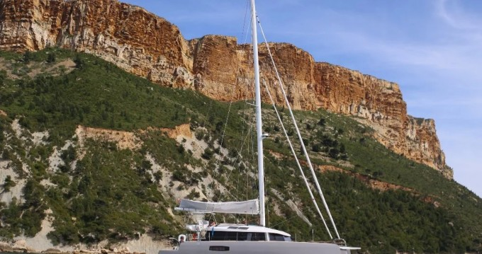 Hire Catamaran with or without skipper Neel Le Marin