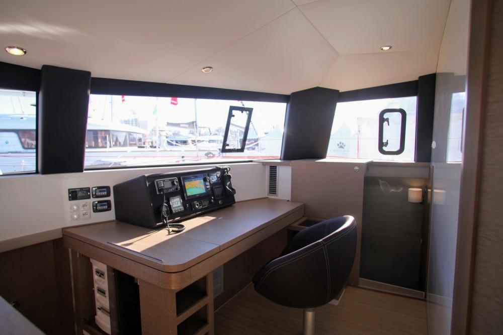 Rental Catamaran in Le Marin - Neel Neel 51