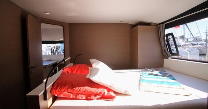 Boat rental Le Marin cheap Neel 51