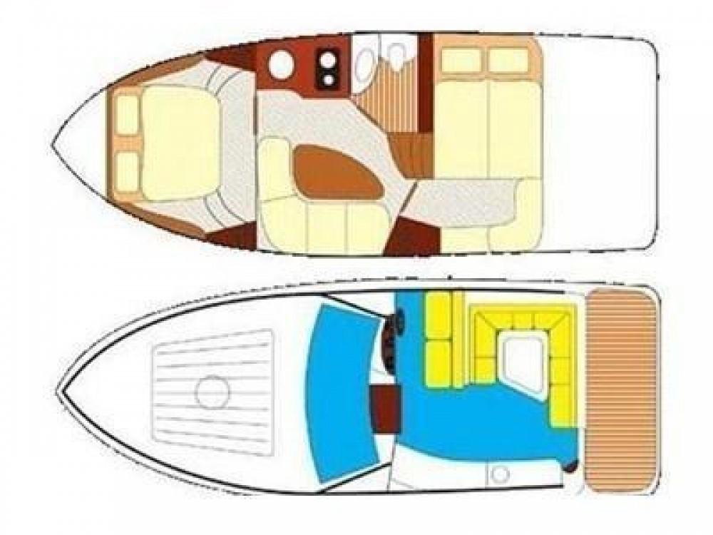 Rental yacht Riposto - Innovazione e Progetti mira 34 on SamBoat