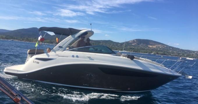Rental yacht Port Grimaud - Sea Ray Sea Ray 265 Sundancer on SamBoat