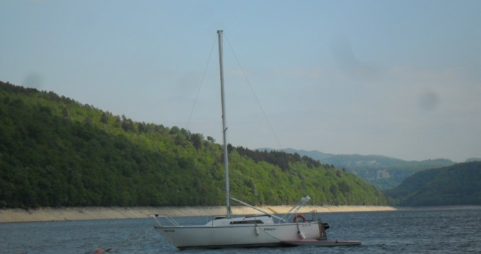 Gibert Marine Gib Sea 24 between personal and professional Orgelet