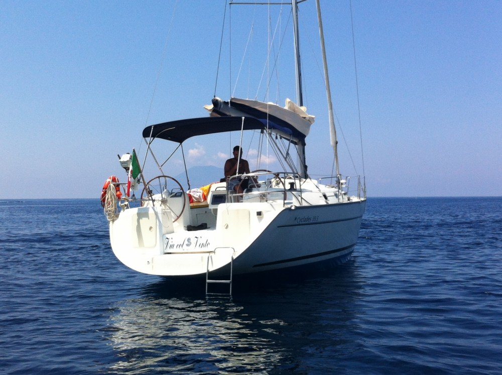 Hire Sailboat with or without skipper Bénéteau Milazzo