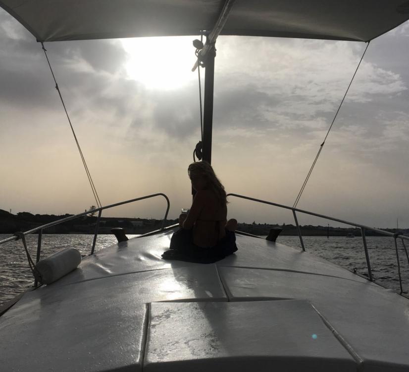 Rental Motorboat in  - Capeador Capeador 36 Solarium