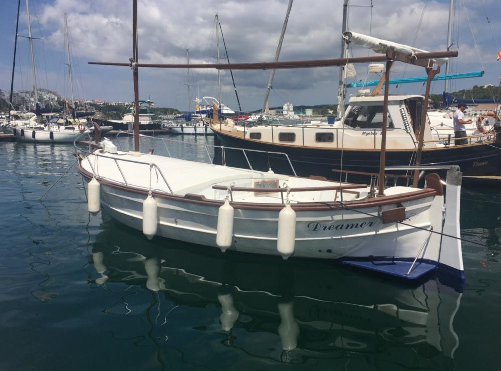 Boat rental  cheap Capeador 36 Solarium