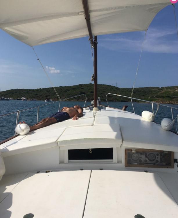 Rental Motorboat Capeador with a permit