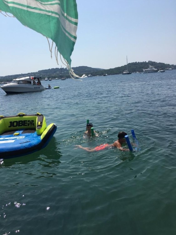 Hire Motorboat with or without skipper Sea Ray Grimaud