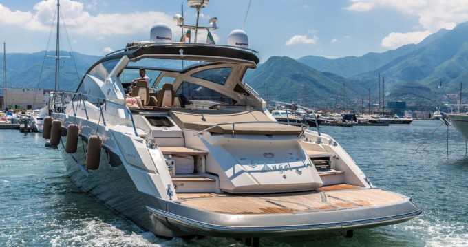 Hire Yacht with or without skipper Cranchi Castellammare di Stabia