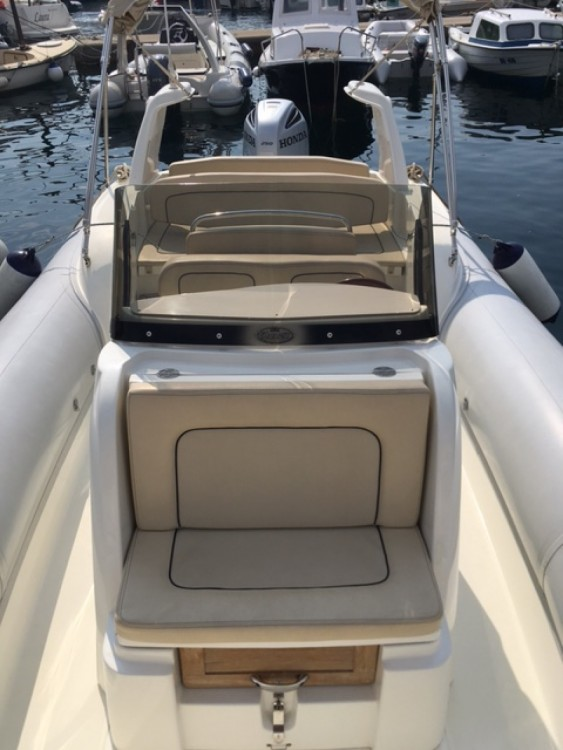 Marlin Boat Marlin Boat 23 FB Top between personal and professional Dubrovnik