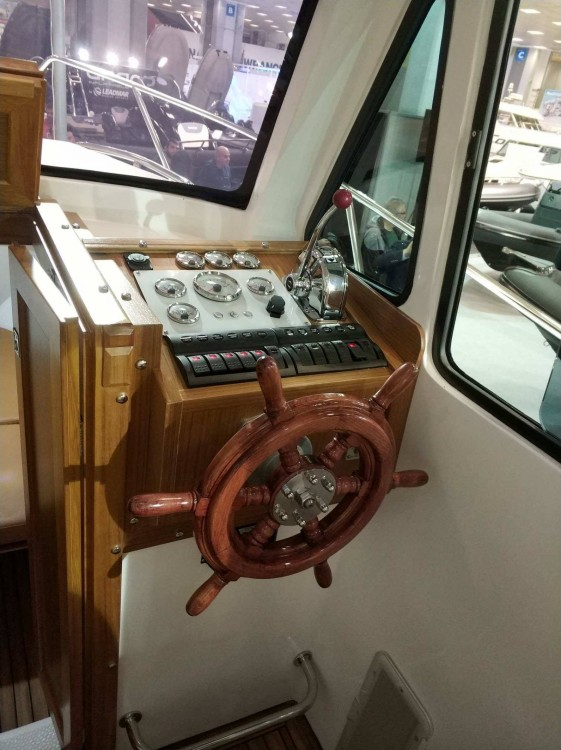 Kutlay Marine Rakser Sloop 700 between personal and professional Keramoti