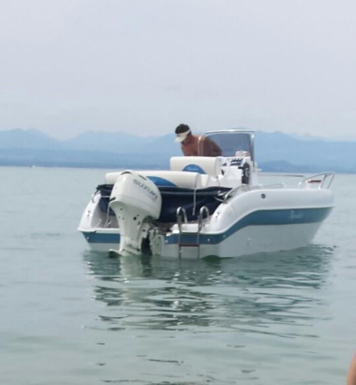 Aquabat Sport Line 19 between personal and professional Pacengo