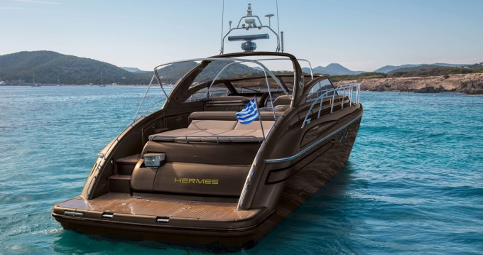 Hire Motorboat with or without skipper Princess Mykonos (Island)
