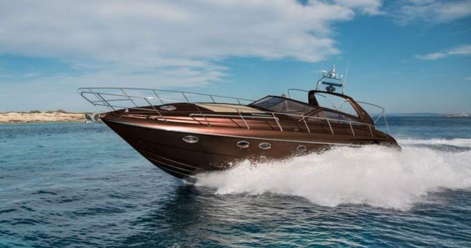 Rental Motorboat in Mykonos (Island) - Princess Princess 55
