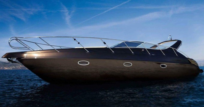Rental Motorboat in Mykonos (Island) - Cranchi Zaffiro 38