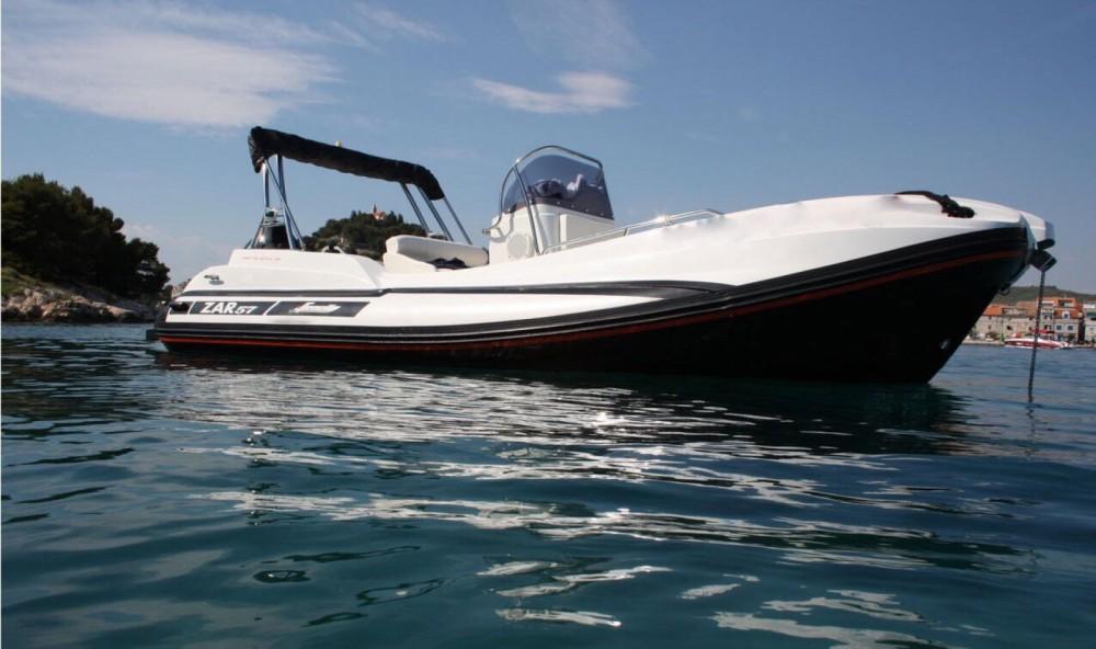 Boat rental Makarska cheap Zar 57 Welldeck