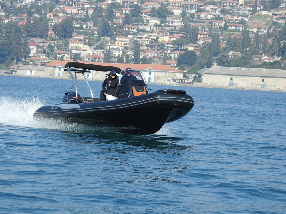 Grand Boats Golden Line G650 between personal and professional Makarska