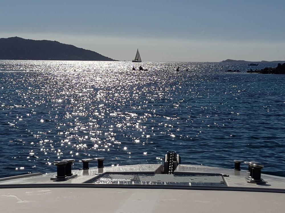 Rental yacht Porto San Paolo - Dual Craft Dual Craft 10.70 Open on SamBoat