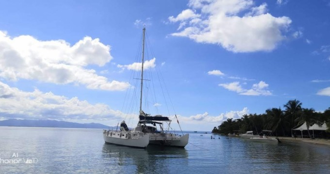 Boat rental Wharram Pahi 42 in Guadeloupe on Samboat