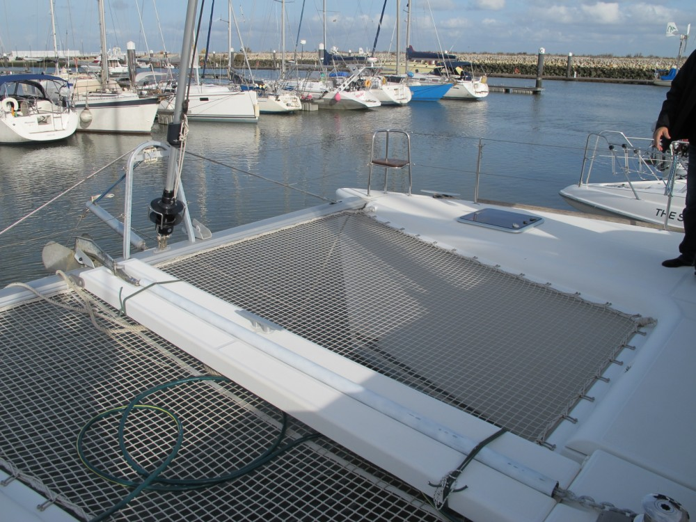 Hire Catamaran with or without skipper Lagoon Hyères