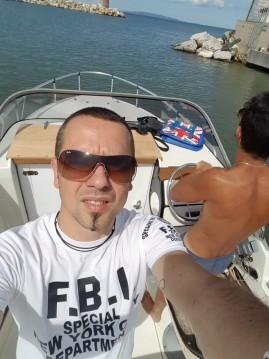 Rental Motorboat in Scarlino - Rio Rio 500
