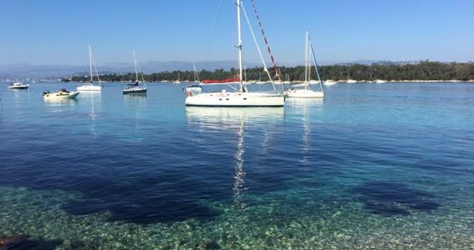 Boat rental Dufour Gib Sea 51 in Golfe-Juan on Samboat