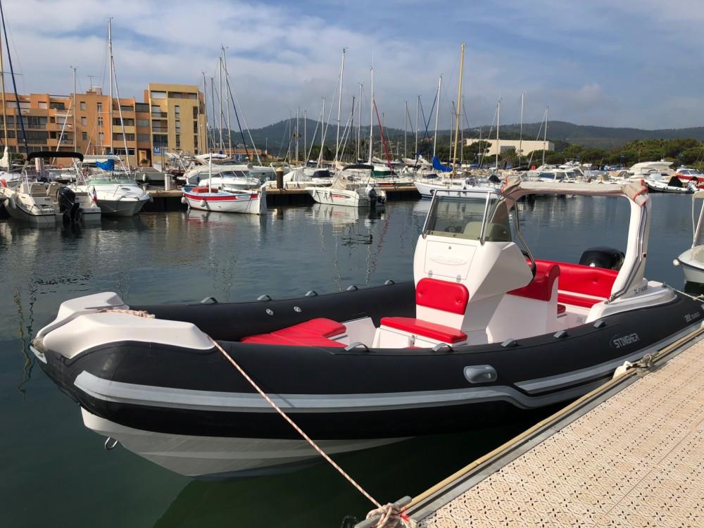 Rental yacht Bormes-les-Mimosas - Italboats STINGHER 22 on SamBoat