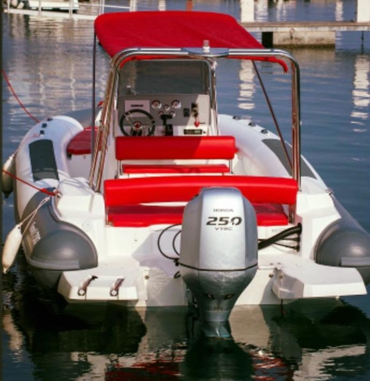 Hire RIB with or without skipper Marlin Boat Croatia