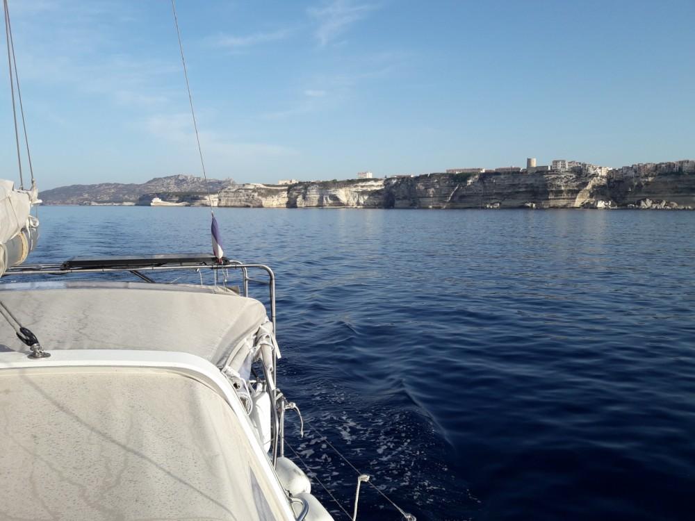 Rental Sailboat in Bonifacio - Dufour Dufour 560 Grand Large