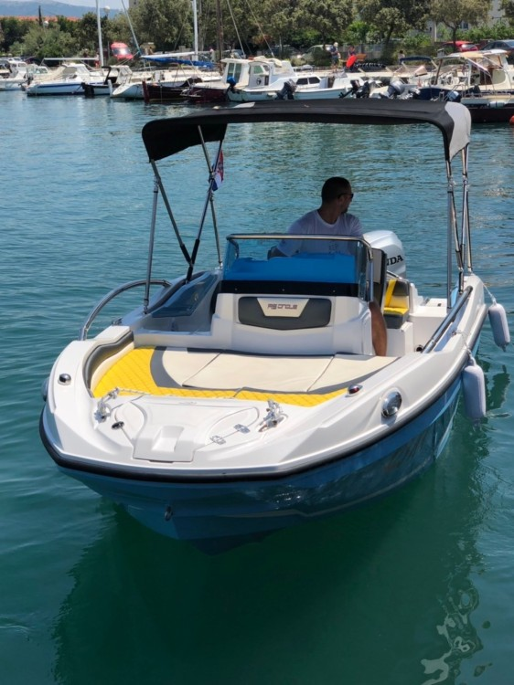Boat rental Croatia cheap RS5