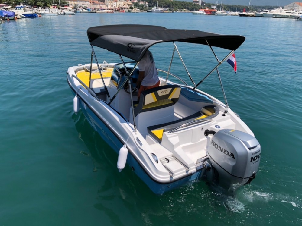 Boat rental Rancraft RS5 in Croatia on Samboat