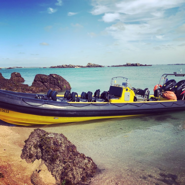 Hire RIB with or without skipper Xs-Ribs Granville