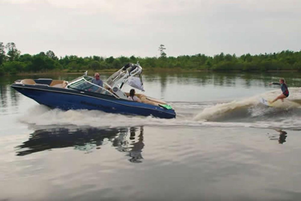 Boat rental Doussard cheap XSTAR